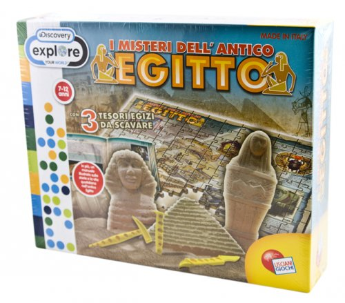 I Misteri dell'Antico Egitto