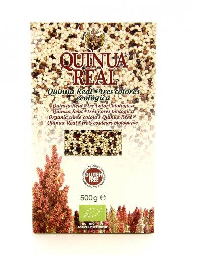 Misto di Quinua Real - Tre Colori