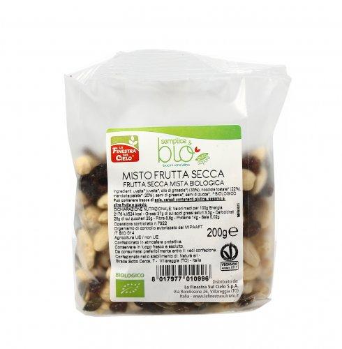 Misto Frutta Secca - Semplice & Bio
