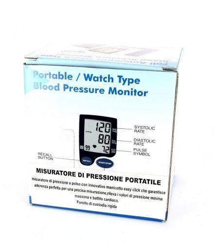 Misuratore di Pressione Portatile