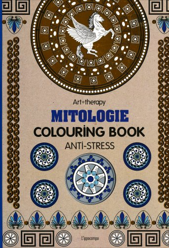 Mitologie Therapy - Colouring Book