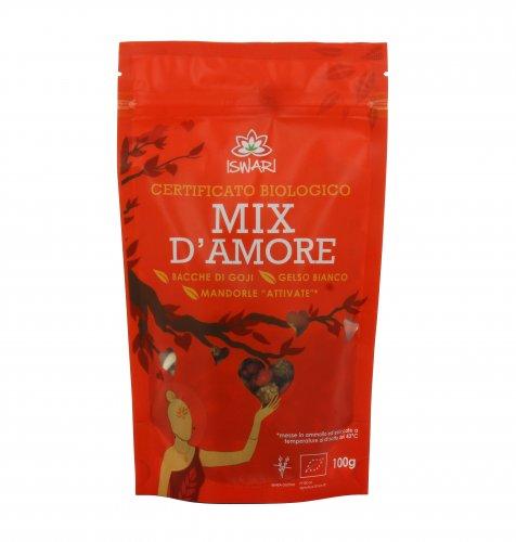 Mix Amore - Mandorle Attivate, Goji e More dei Gelsi