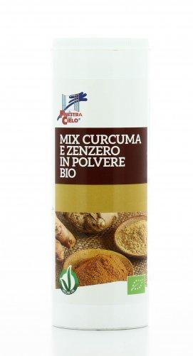 Mix Curcuma e Zenzero in Polvere Bio