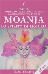 Moanja - Lo Spirito di Lemuria (eBook)