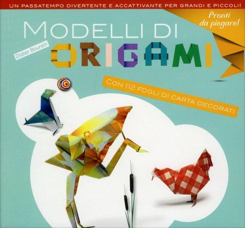 Modelli di Origami