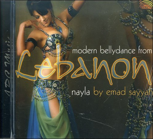 Modern Bellydance from Lebanon - Nayla