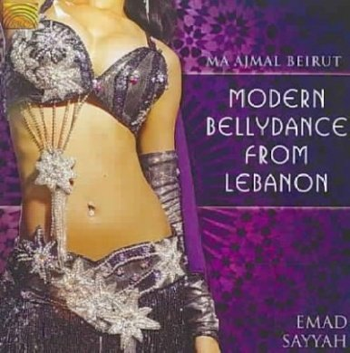 Modern Bellydance from Lebanon - Ma Ajmal Beirut