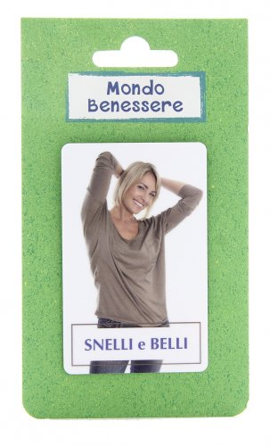 Card Snelli e Belli - Mondo Benessere