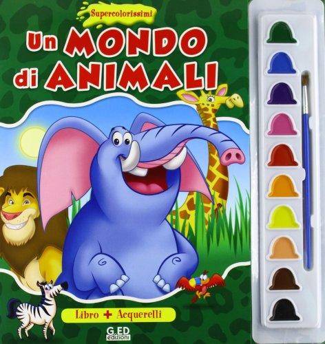 Supercolorissimi - Un Mondo di Animali