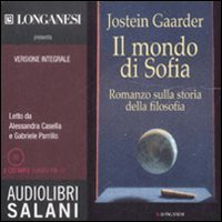 Il Mondo di Sofia - Audiolibro 2 Cd Mp3