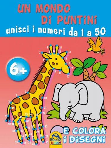 Un Mondo di Puntini: Unisci i Numeri da 1 a 50