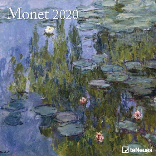 Calendario Monet 2020