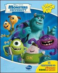 Monsters University. Giocakit