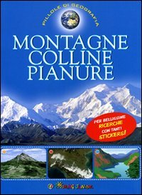 Montagne Colline Pianure