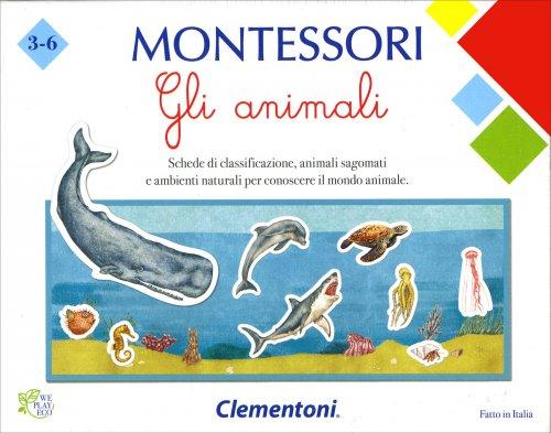 Gli Animali - Montessori