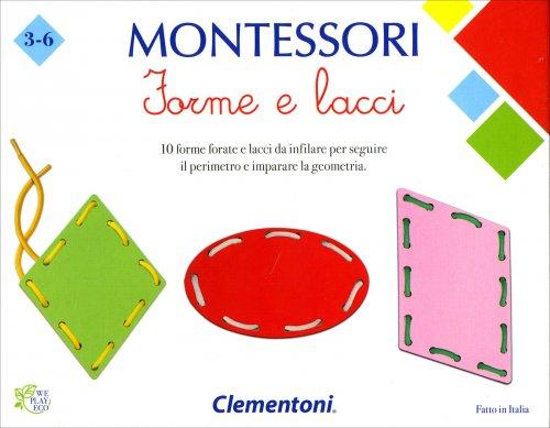 Forme e Lacci - Montessori