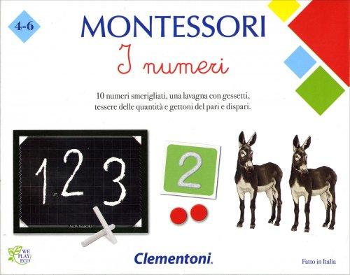 I Numeri - Montessori