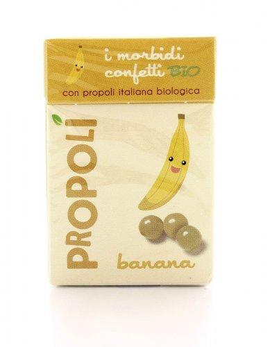Morbidi Confetti Bio con Propoli alla Banana