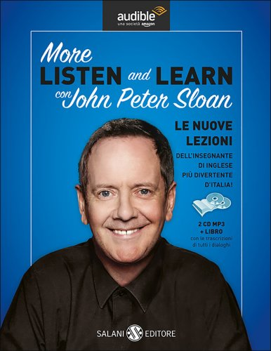 More Listen and Learn con John Peter Sloan - Audiolibro