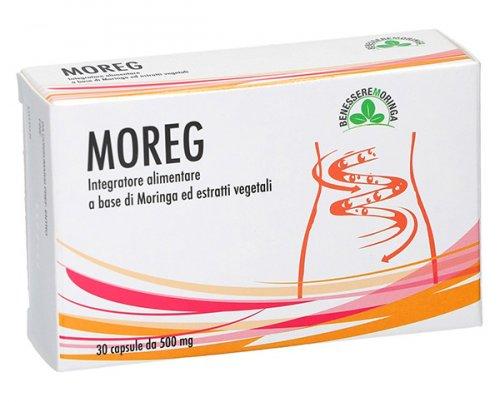 Moreg - Integratore di Moringa