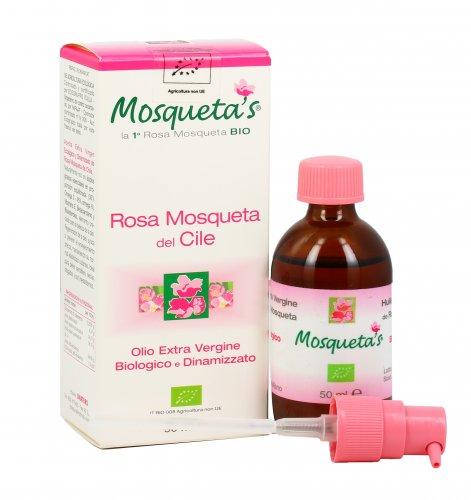 Olio di Rosa Mosqueta del Cile Bio