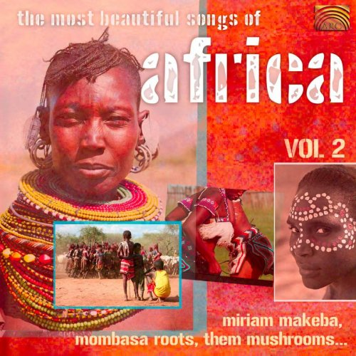 The Most Beautiful Songs of Africa - Vol. 2