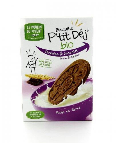 Pìtit Dej' - Biscotti ai Cereali e Cacao