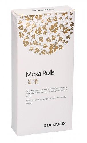 Moxa Rolls - Bastoncini di Artemisia da Bruciare