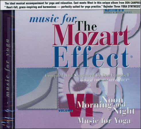 Music for the Mozart Effect vol. 6 - Music for Yoga