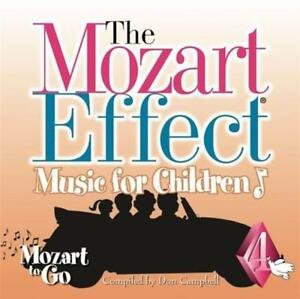 The Mozart Effect - Music for Children - Mozart to Go