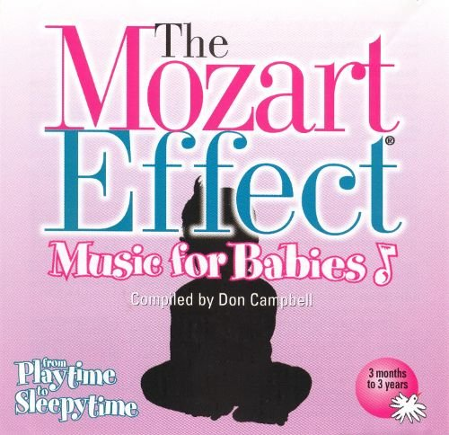 The Mozart Effect - Music for Babies - From Playtime to Sleepytime