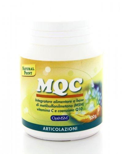 Integratore Naturale Vegan MQC Polvere