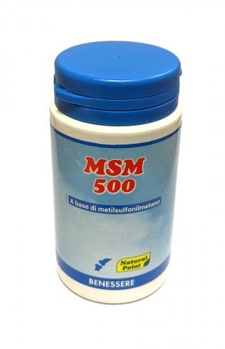 MSM 500 -  Cartilagini Articolari