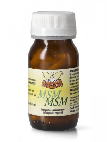 Msm (Zolfo organico) 50 Capsule