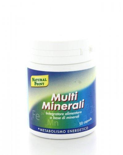 Multiminerali - 50 Capsule