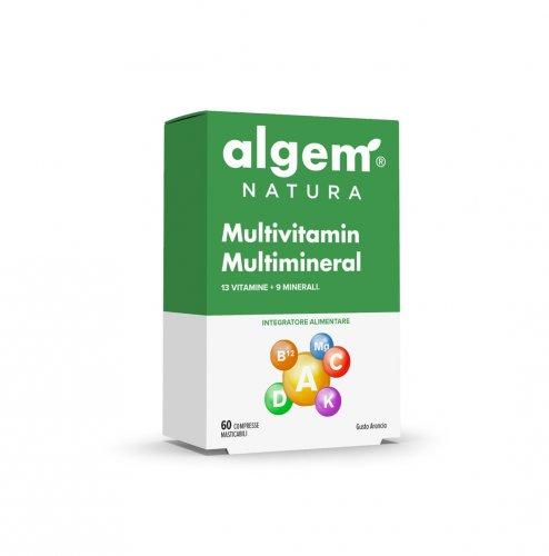 Multivitamin Multimineral - 60 Compresse