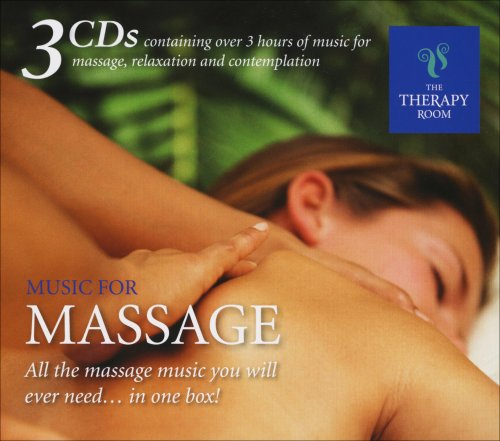 Music for Massage - Cofanetto con 3 CD
