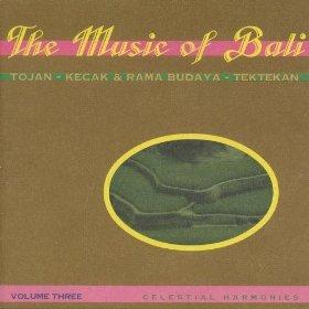 The Music of Bali vol. 3 - Kecak & Tektekan