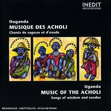 Uganda - Music of Acholi