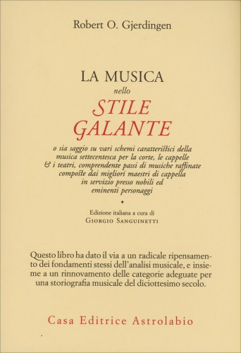 La Musica nello Stile Galante