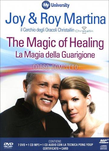 La Magia della Guarigione  - Corso Completo 7 DVD, 1 CD Mp3 e 1 CD Audio