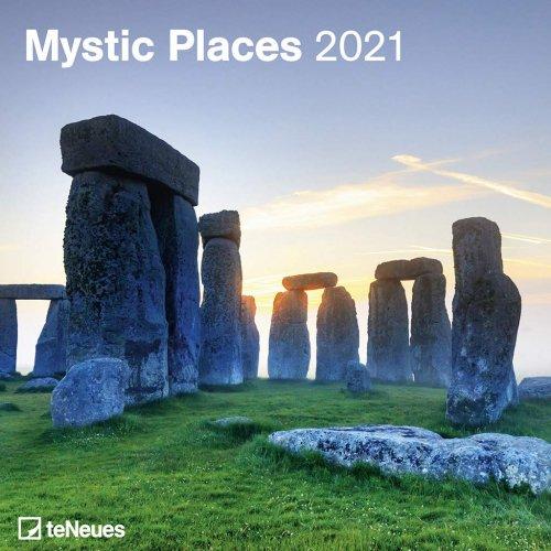 Calendario Mystic Places 2021
