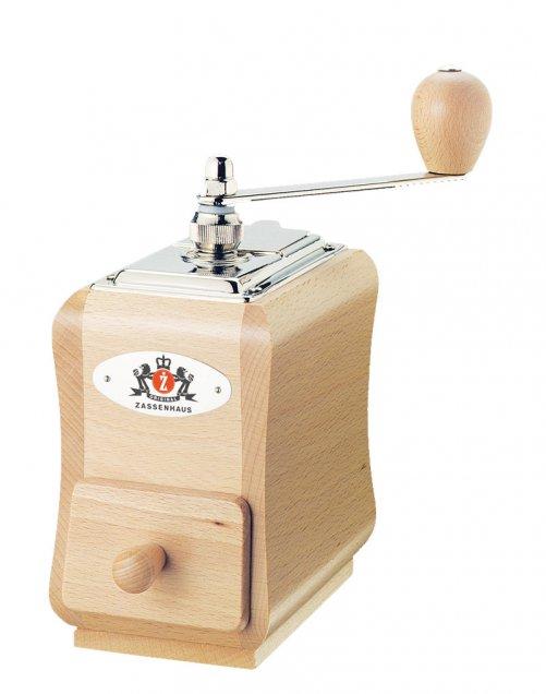 Macina manuale per caff espresso faggio naturale santiago for Per cucinare 94