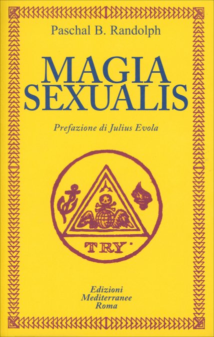 Nero sesso magia