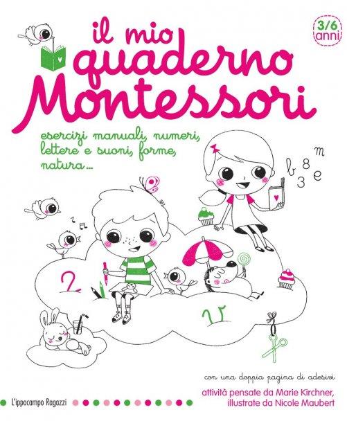 Il Mio Quaderno Montessori Marie Kirchner Libro