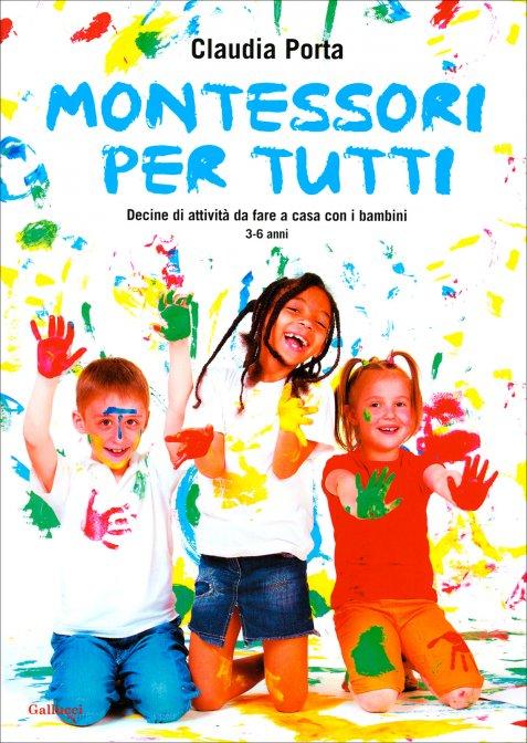 Montessori per tutti claudia porta libro - Porta libri montessori ...