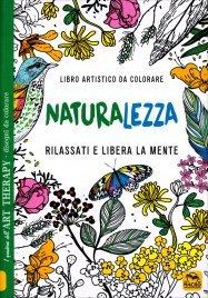 Naturalezza - Libro Artistico da Colorare