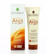Arga' Minerale - Cc Cream Viso Medio Scuro