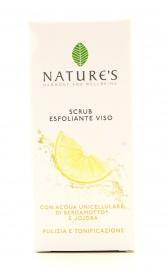Nature's - Scrub Esfoliante Viso
