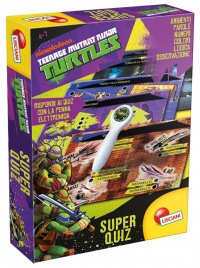 Ninja Turtles Super Quiz - 4/7 Anni